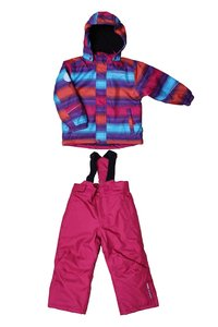 Color Kids Watson ski set - Bright rose