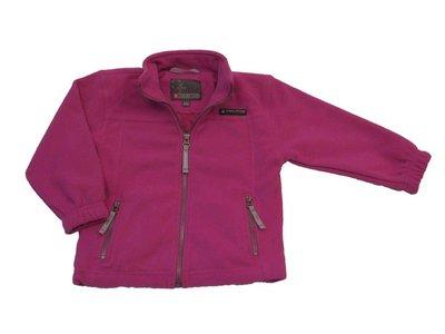 New Soho Fleece-Dark pink